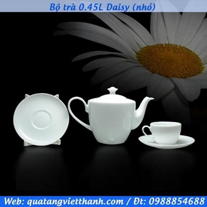 Bộ trà 0.45L Daisy (nhỏ)