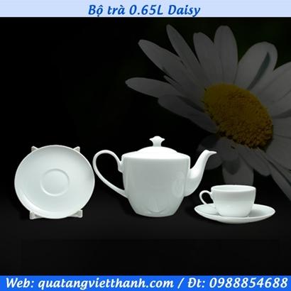 Bộ trà 0.65L Daisy