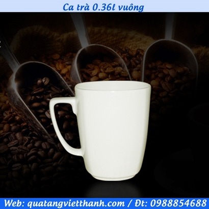 Ca trà 0.36L Vuông