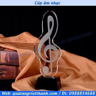 Cúp âm nhạc