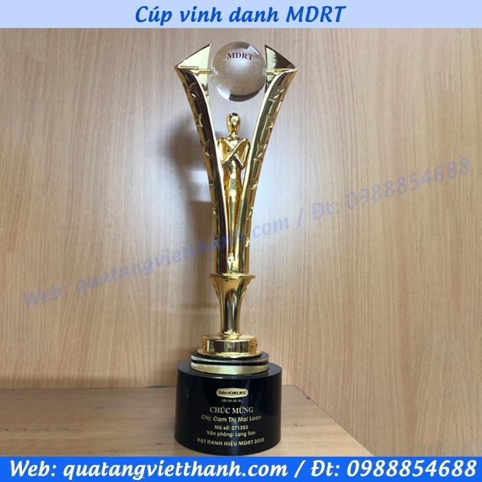 Cúp vinh danh MDRT