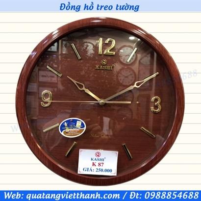 Đồng hồ treo tường K87