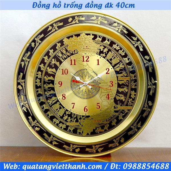 Đồng hồ trống đống